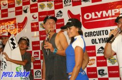 Cuarto Circuito Nacional de Surf. Playa Dominical 20-05-2012