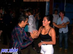 Baile de aniversario academia Son Latinos. El Prado 30-06-2012