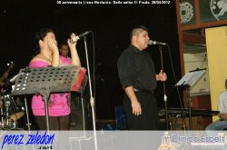 50 aniversario Liceo Nocturno de Prez Zeledn. Baile saln El Prado 28-04-2012
