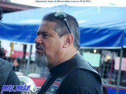 Aniversario Grupo de Motociclistas Los Cuervos Prez Zeledn 7-07-2012