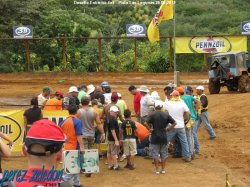Desafo Extremo 4x4. Pista Las Lagunas 2012