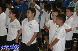 Inicio Campeonato Infantil Fraternidad. 22-04-2012