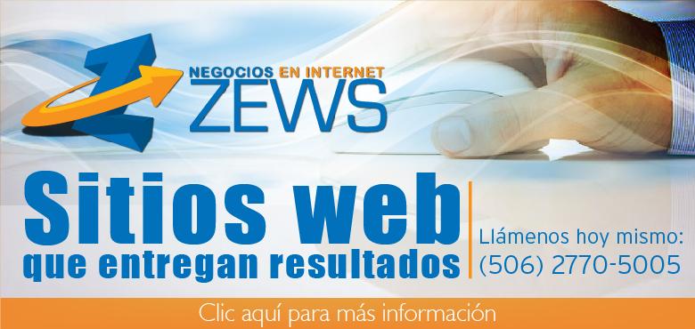 ZEWS - Sitios Web