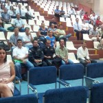 Asistentes al evento de rendicin de cuentas