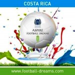 Aspire Football Dreams Costa Rica.