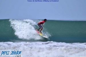 Torneo de Surf House of Marley en Dominical