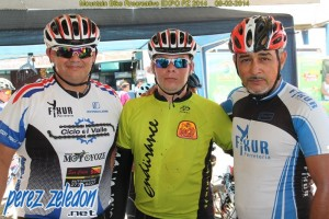 Mountain Bike recreativo EXPO PZ 2014