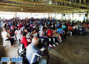 Asamblea general Consejo Rural Territorial.