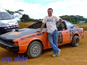 Domingo 18-11-07: Final Copa 88 Stereo de Rallycross