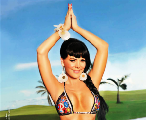 Maribel Guardia.