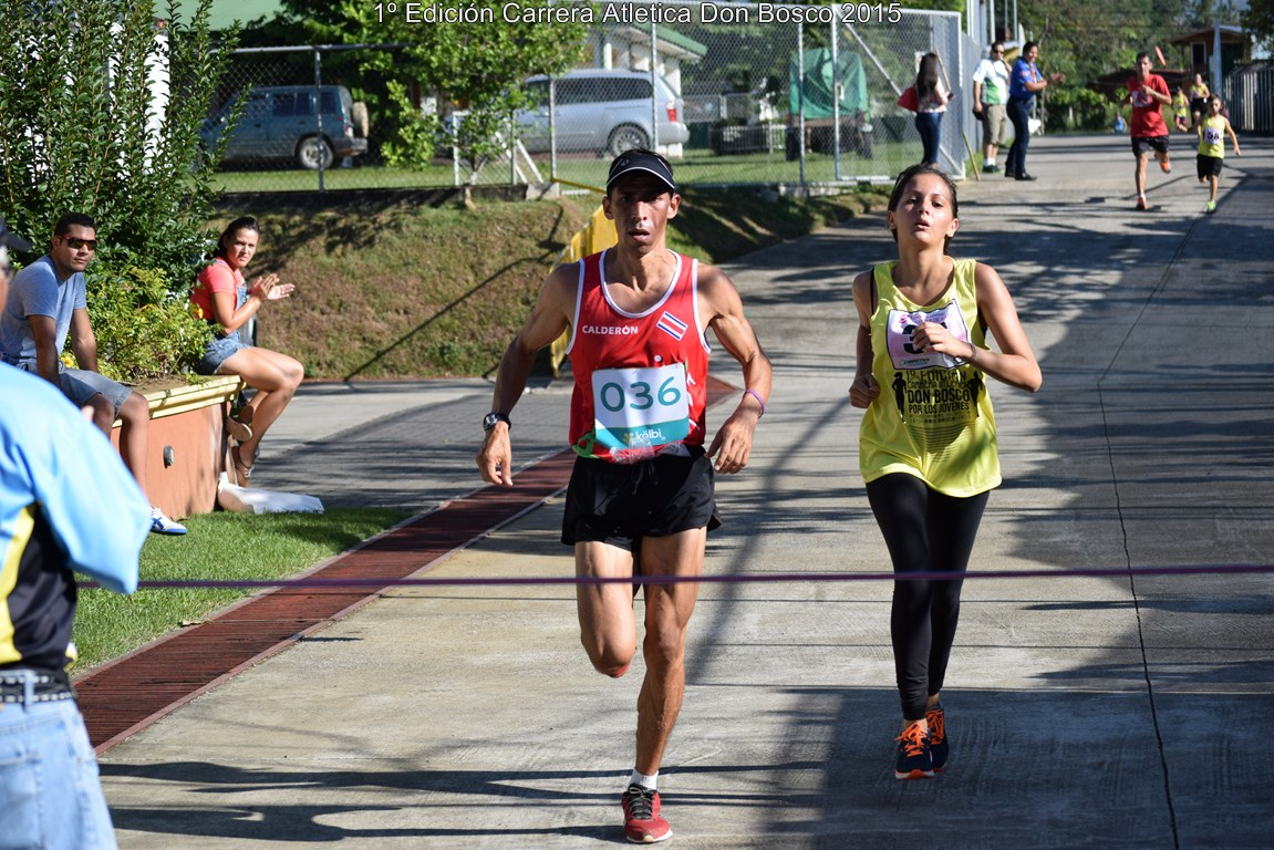 1º Edición Carrera Atletica Don Bosco 2015