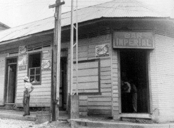 Bar Imperial, San Isidro de El General.