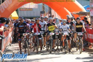 Carrera, Recreativa de Mountain Bike, Pedregoso 2014