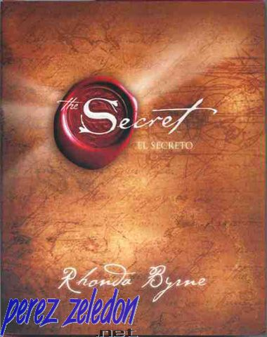 Libro El Secreto, disponible en Costa Rica en español.