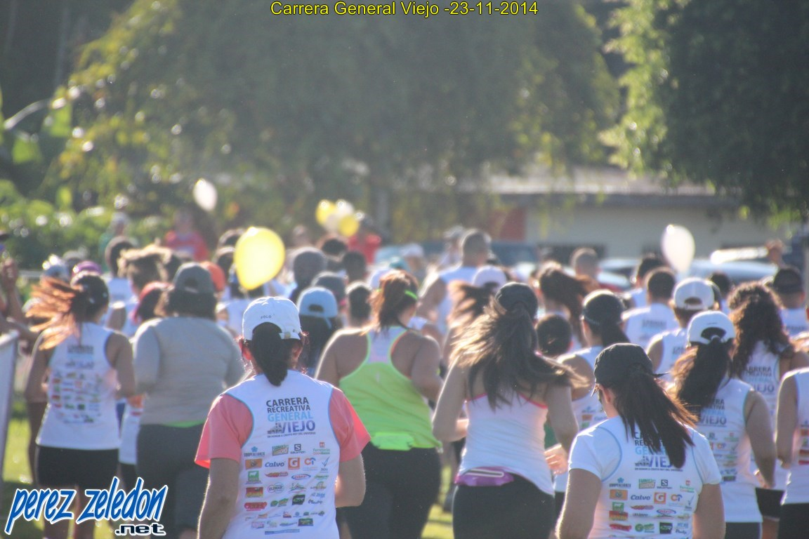 Carrera General Viejo 2014