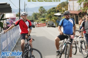 Mountain bike recreativo y competitivo Rivas 2013